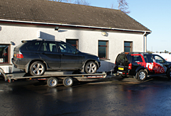 Car Transport Northern Ireland